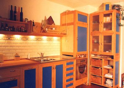 keuken beuken 1